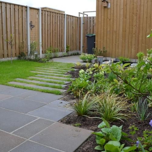Tuinvoorbeeld 1