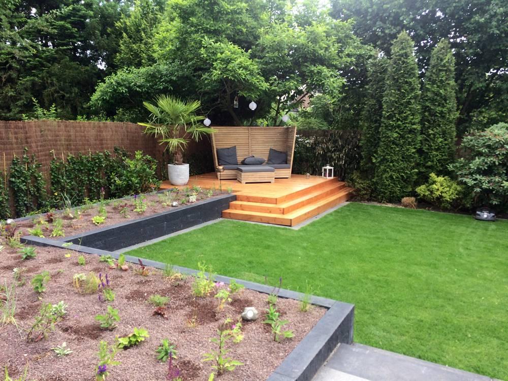 Tuinvoorbeeld 2