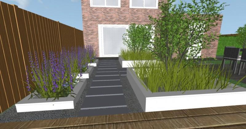 Green Design Studio 3D Tuinontwerp Tuinrealisatie