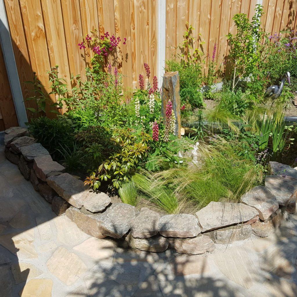 Tuin Beplanting Kleine Tuin